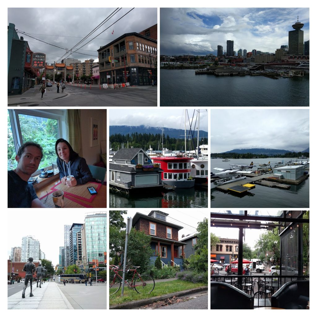 Mosaïque Vancouver