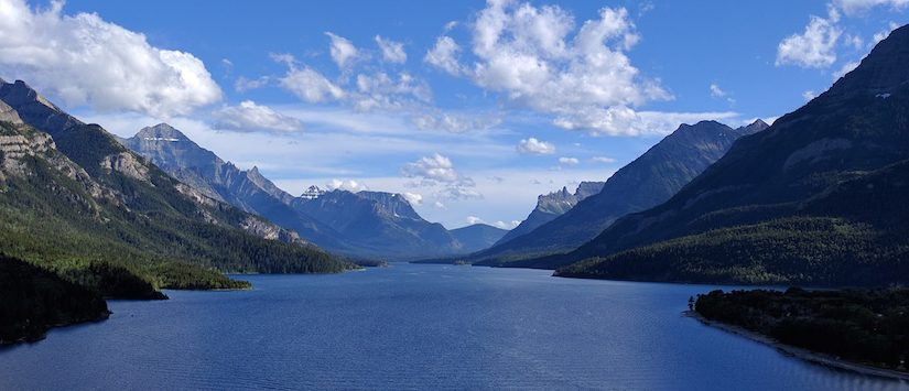 Alberta : Cowboy Trail et Waterton Lakes Park !