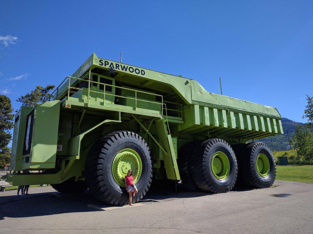 Le plus gros camion du monde !