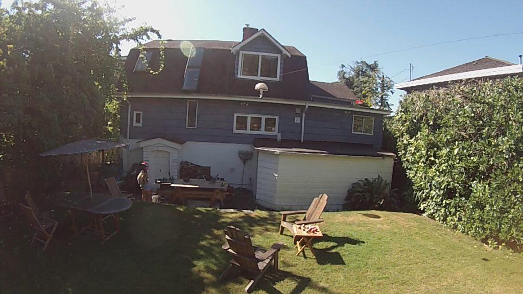 Cottage de Guy à West Vancouver