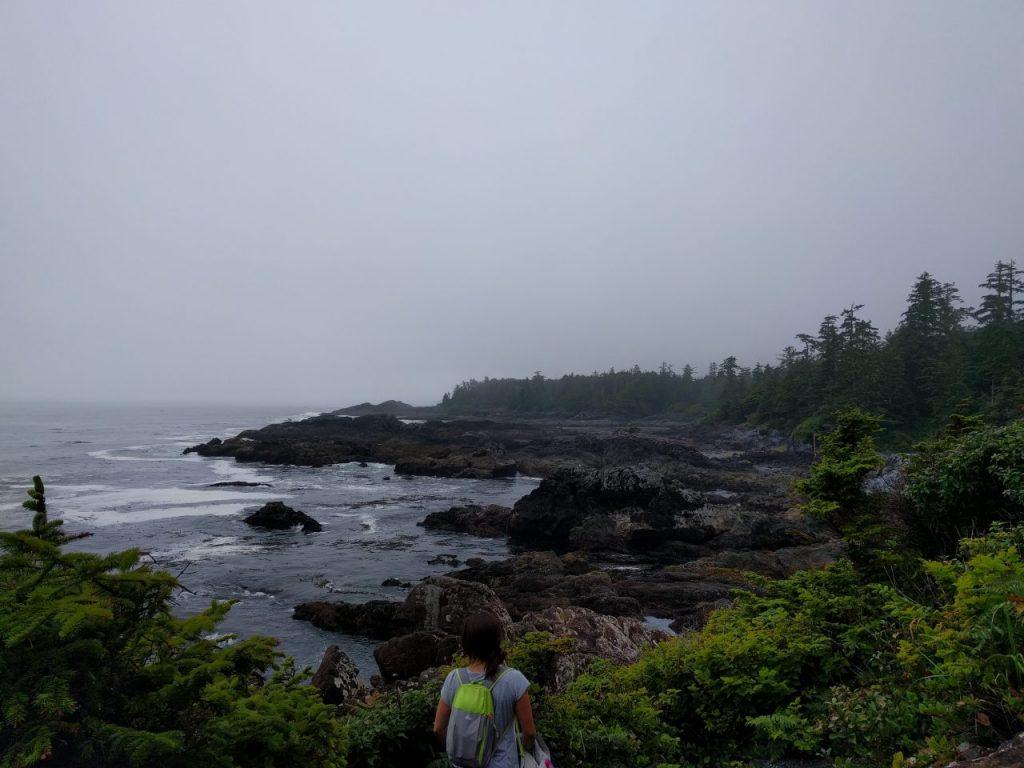 Le Wild Pacific Trail de Vancouver Island