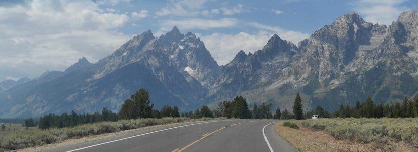 Grand Teton, Gros Ventre et Grosse frayeur