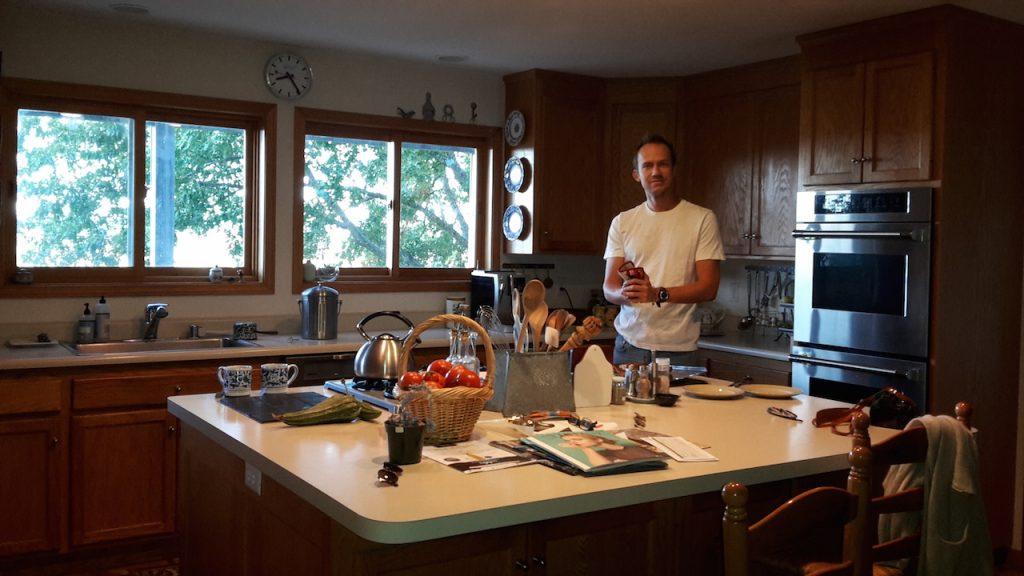 La cuisine des Hafner