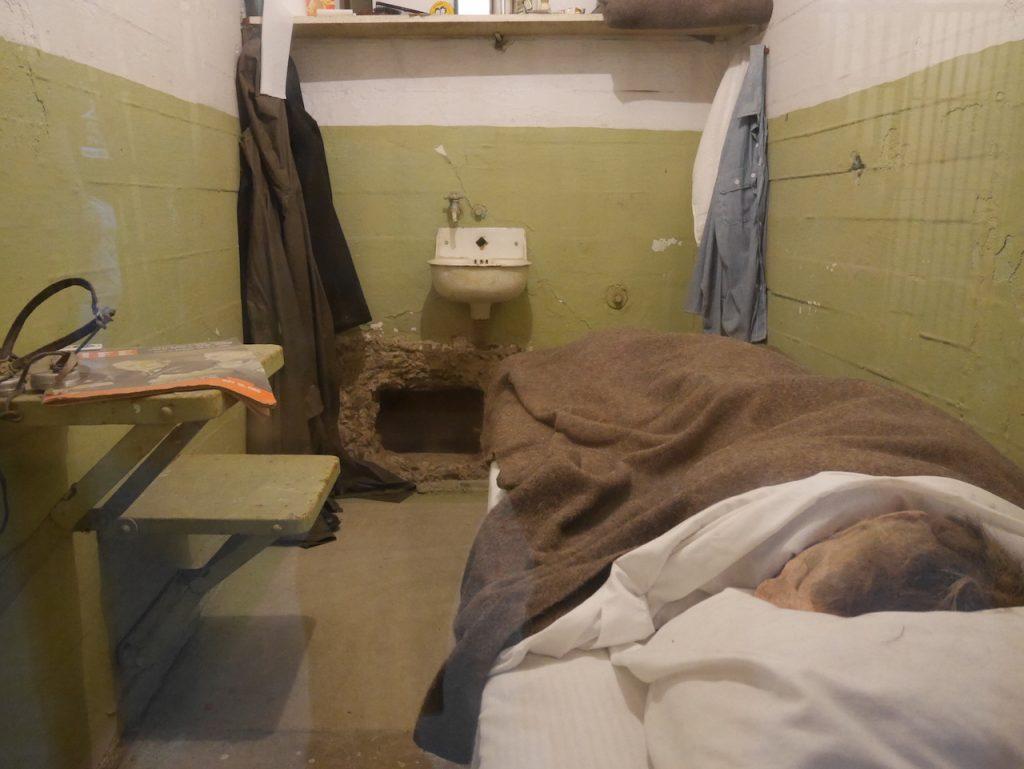 Evasion Alcatraz