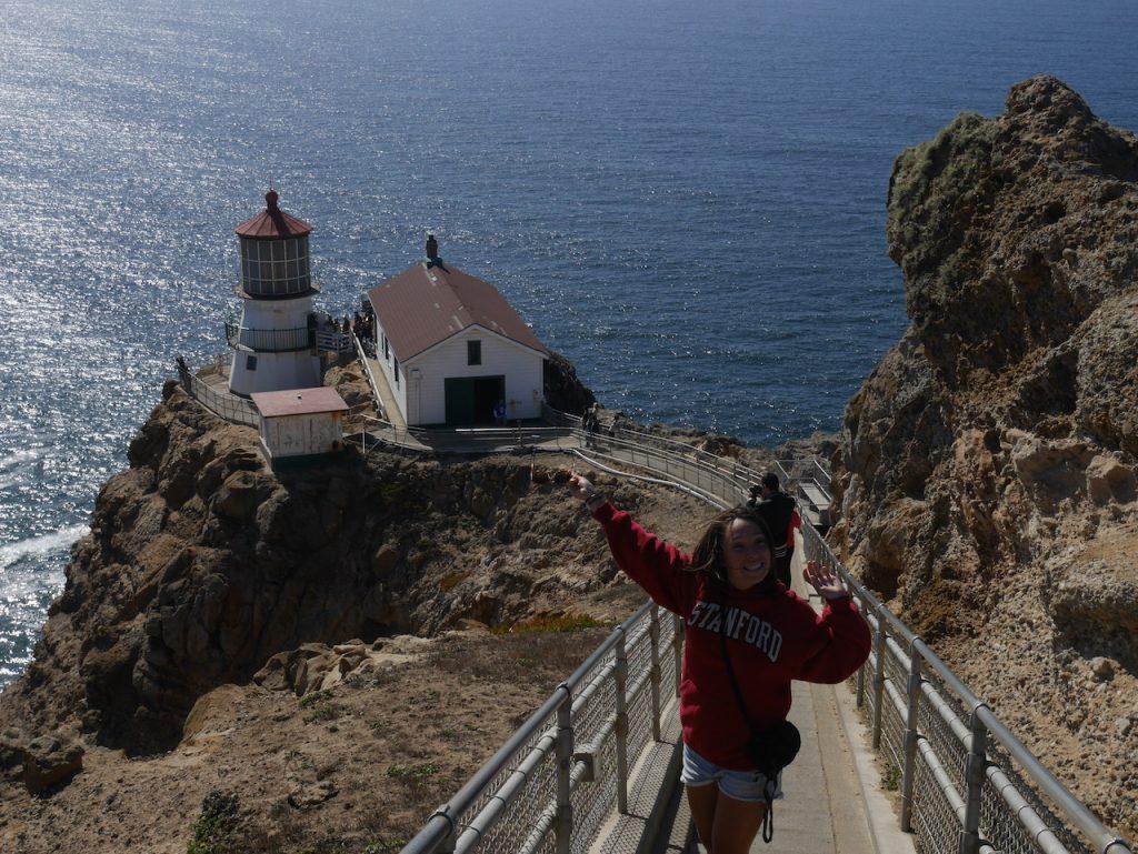 Le phare de Point Reyes National Seashore