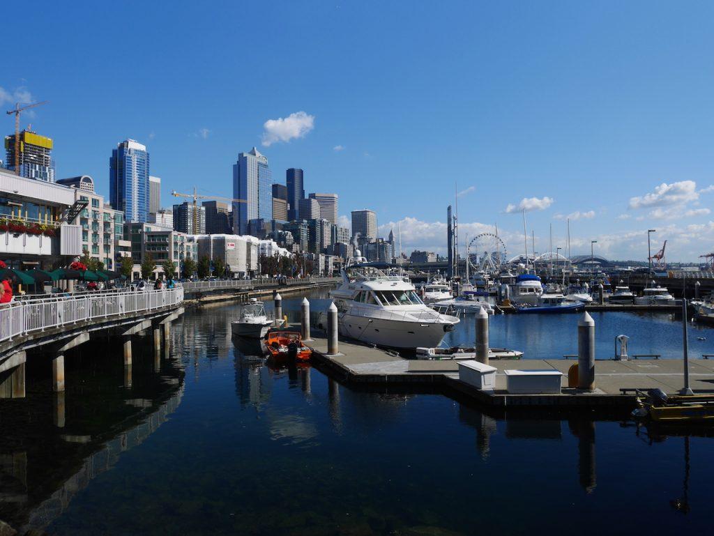 Le Waterfront de Seattle