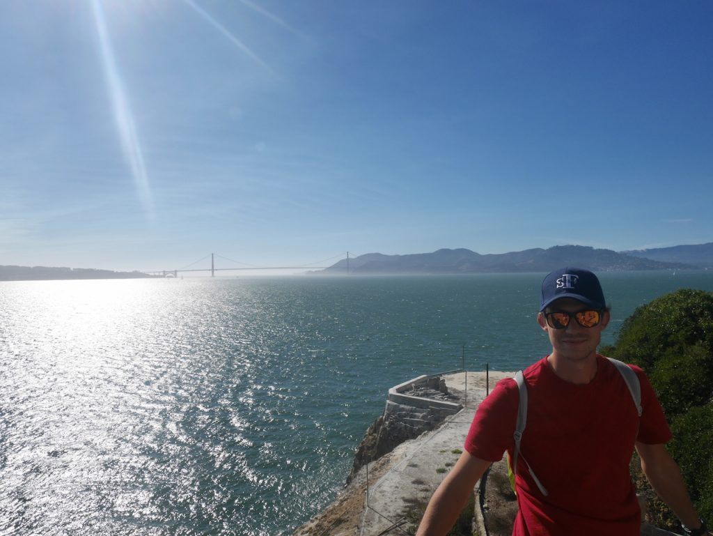 Complice à Alcatraz