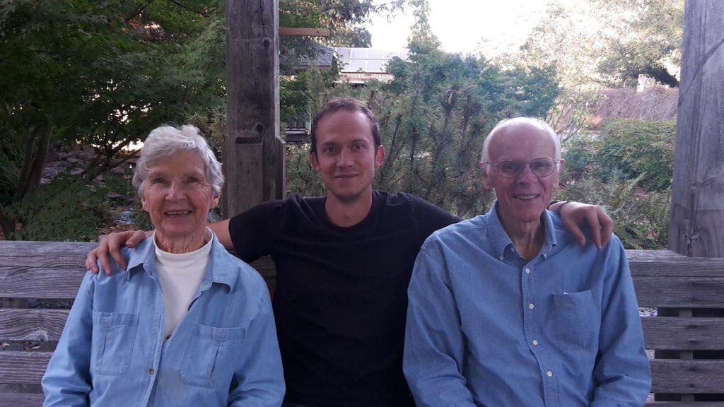 Rencontre avec les Andersen, amis des parents de Charles
