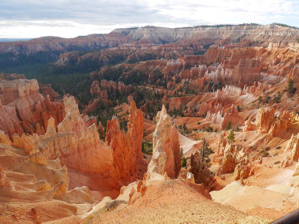 """""""Moi Bryce Canyon c'est ce qui m'a le plus touché"""" (dixit (belle)maman )"""