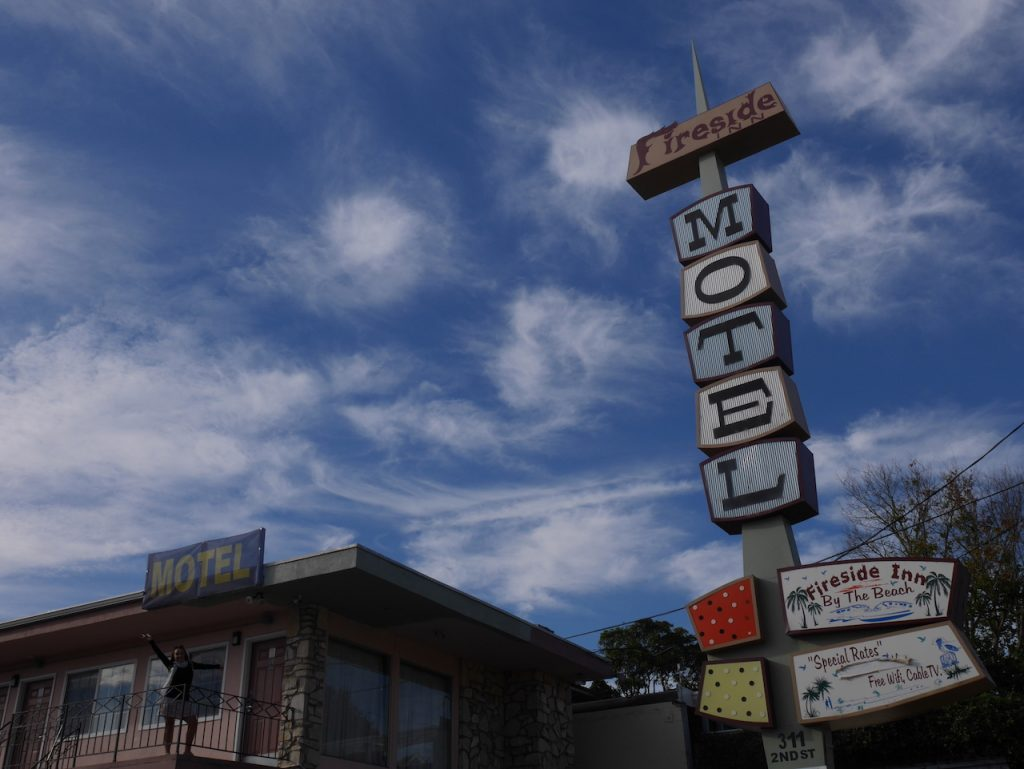 Motel à Santa Cruz