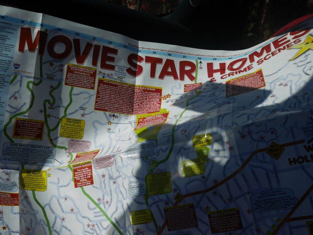 En mode stalking de stars à Beverly Hills