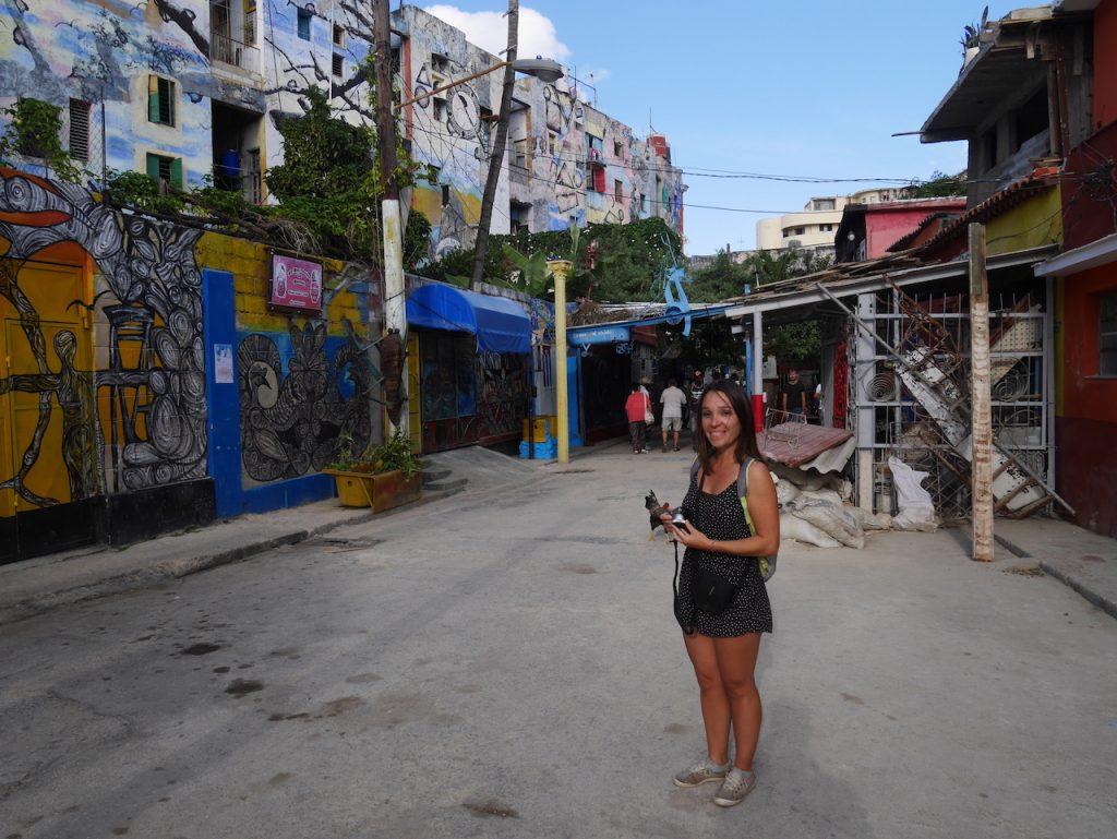 Le callejon de Hammel, Street art à ciel ouvert de Salvador !