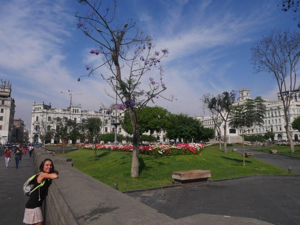 Lima en décembre ? 25° :)
