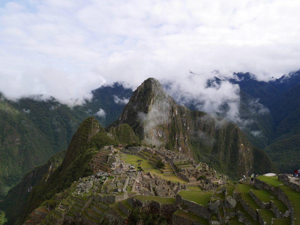 Sans doute notre vue préférée du Machu Picchu