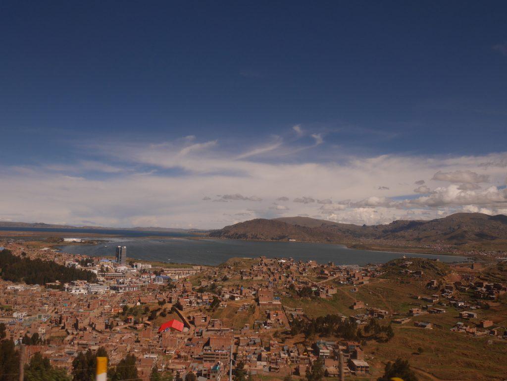 De l'autre côté du lac : LA BOLIVIE
