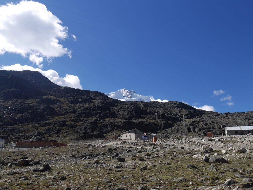 Camp de base Huayna Potosi