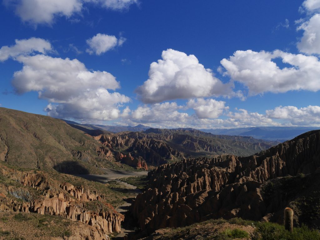 Canyon el Sillar
