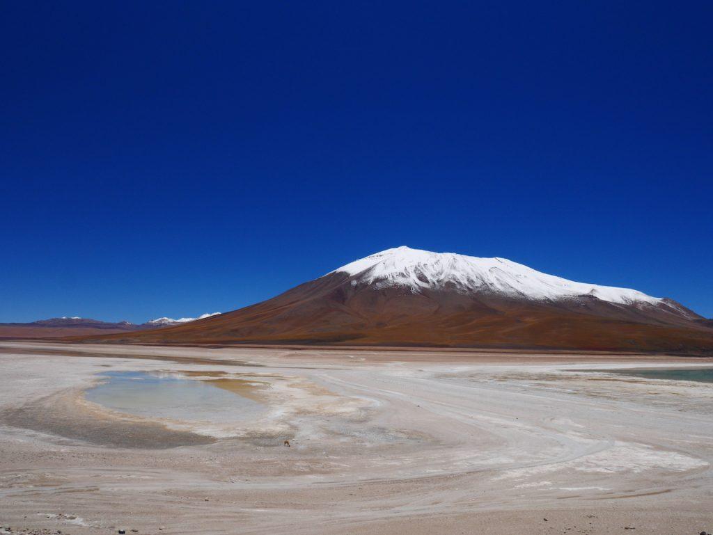 Laguna Blanca et le Chili