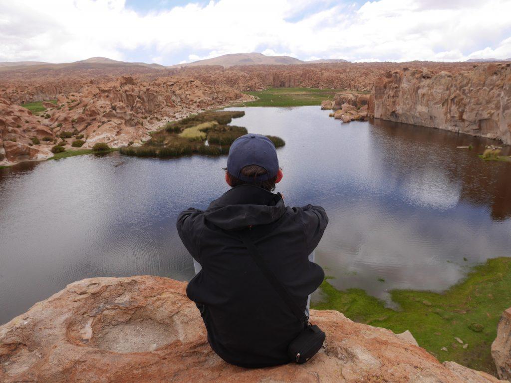 Contemplation Laguna Negra