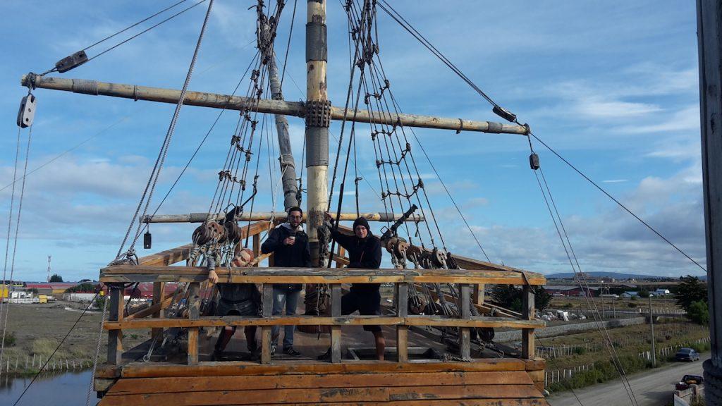 Nao Victoria Punta Arenas