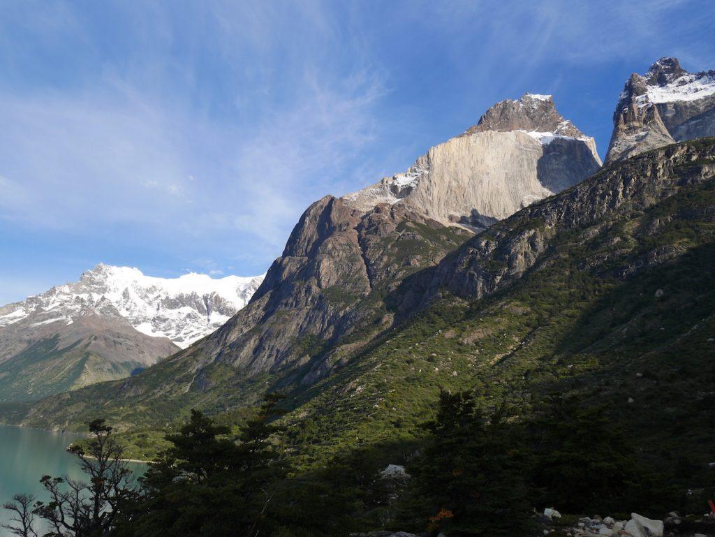 Montagne Cuernos del Paine