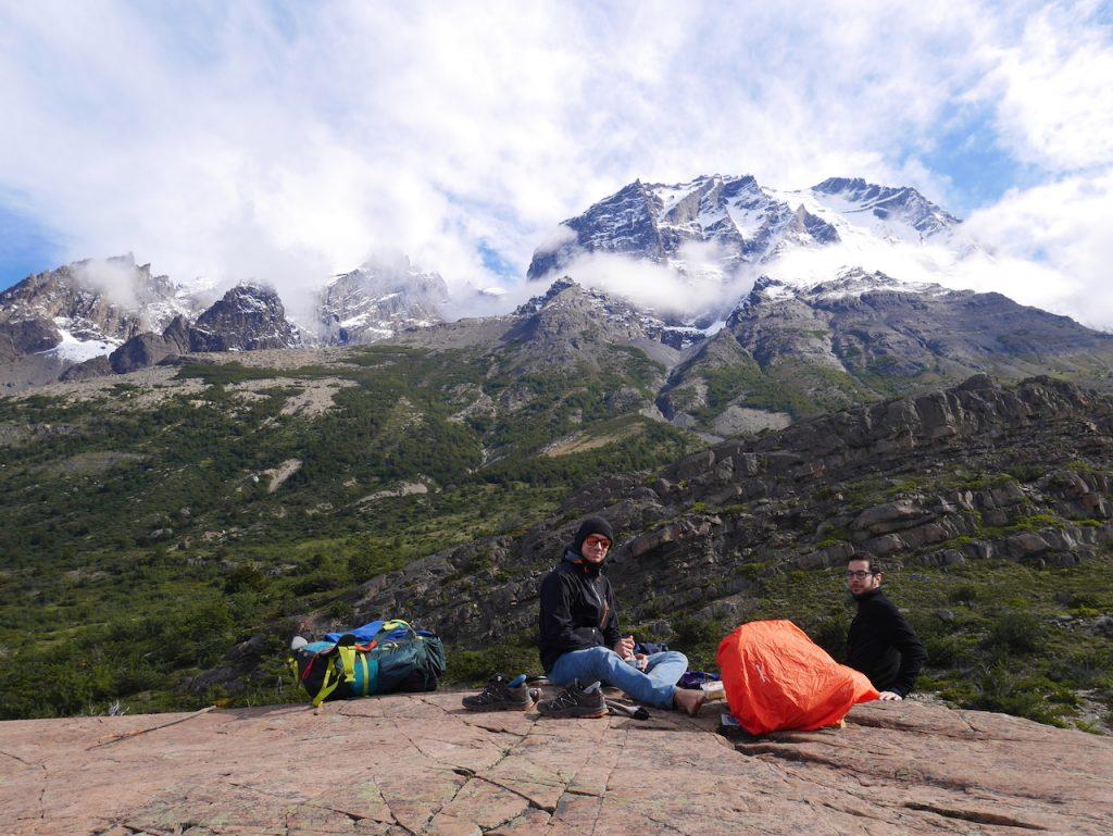 Torres de Paine pique-nique