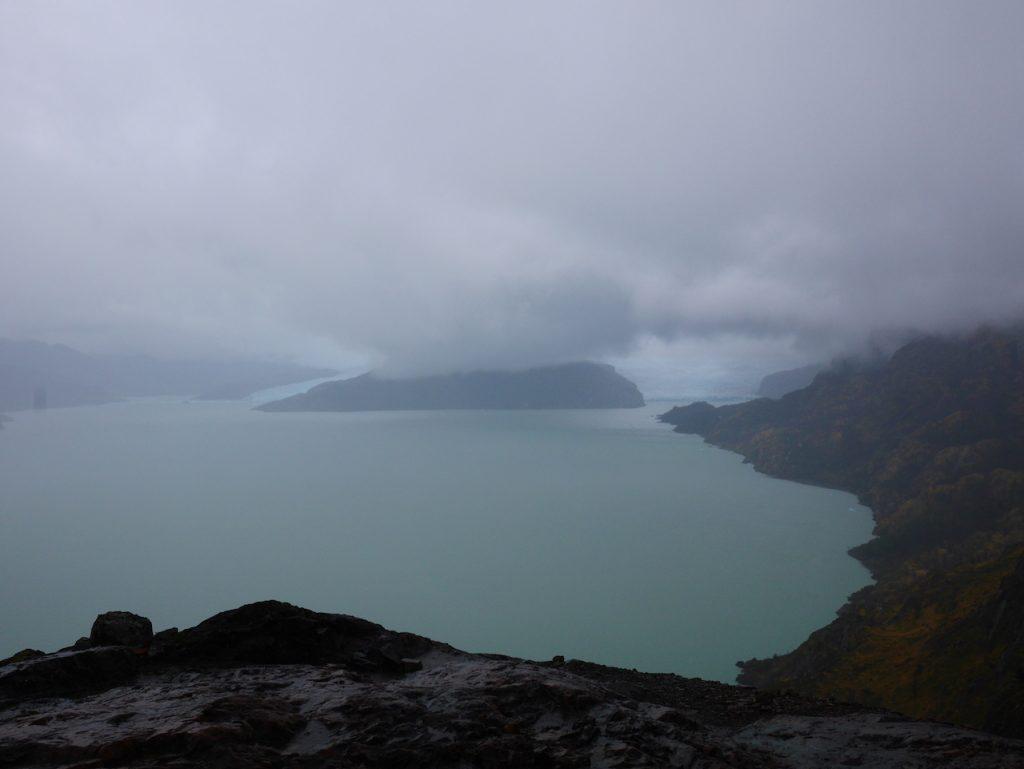 Glacier Grey Torres de Paine Trek W
