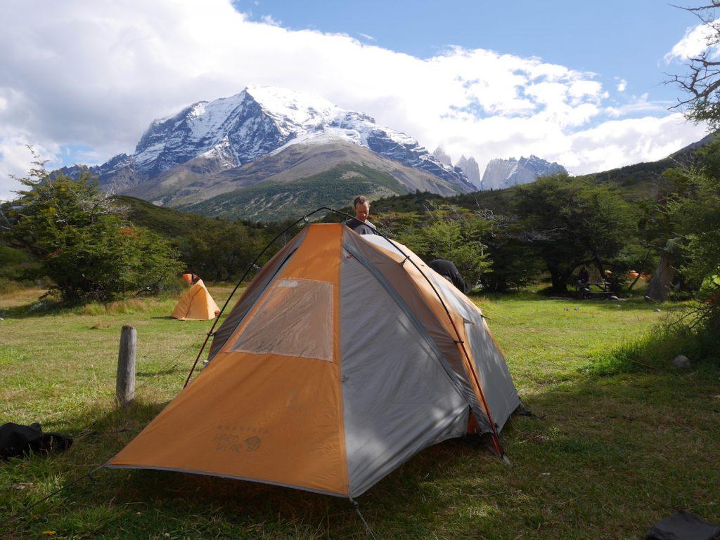 Camp Las Torres Torres del Paine
