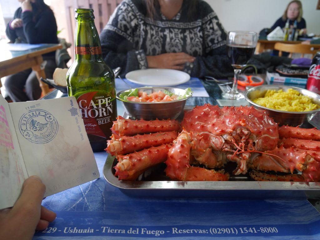 King Crab Ushuaïa